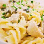como-preparar-espagueti-con-salsa-cremosa-de-champinon-y-ajo