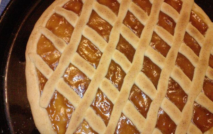 receta de pasta frola
