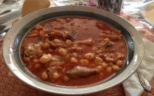 Sopa de Frijol, Chipotle y Tortilla