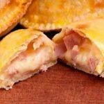 empanadas de jamón y queso