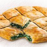 empanadas griegas de espinaca